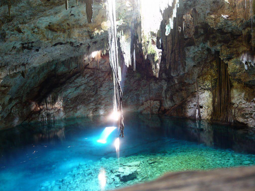 Cenote Bolom-Chojol