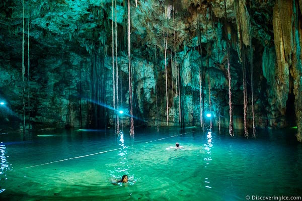 Cenote San Pedro Cholul