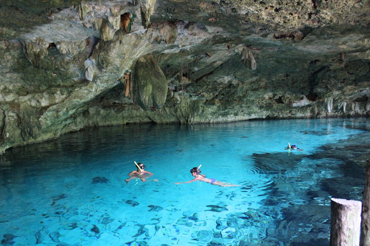 Cenote Jaguar