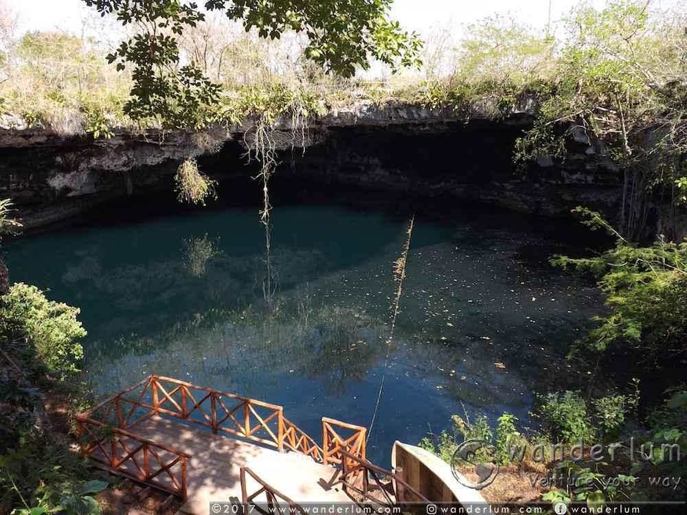 Cenote Kikil