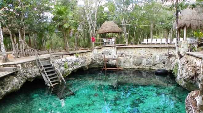 Cenote Oxola