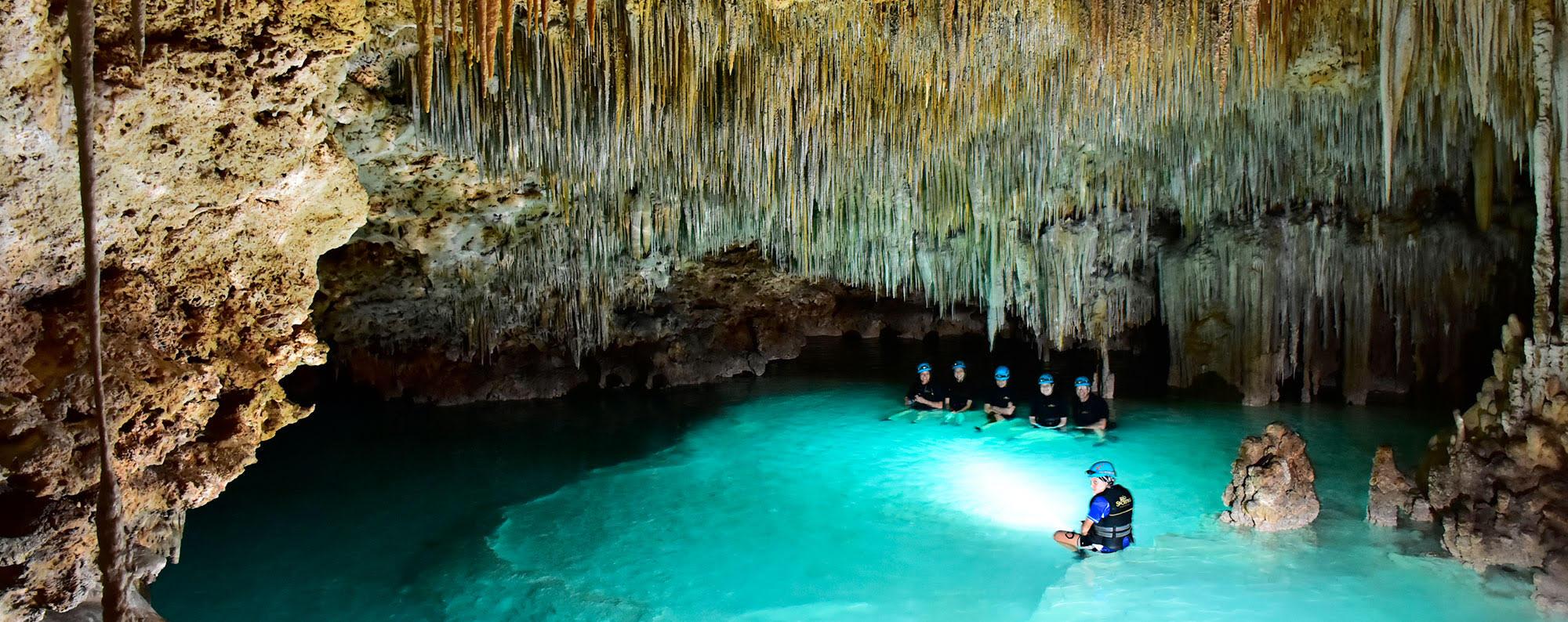Cenote Rio Secreto