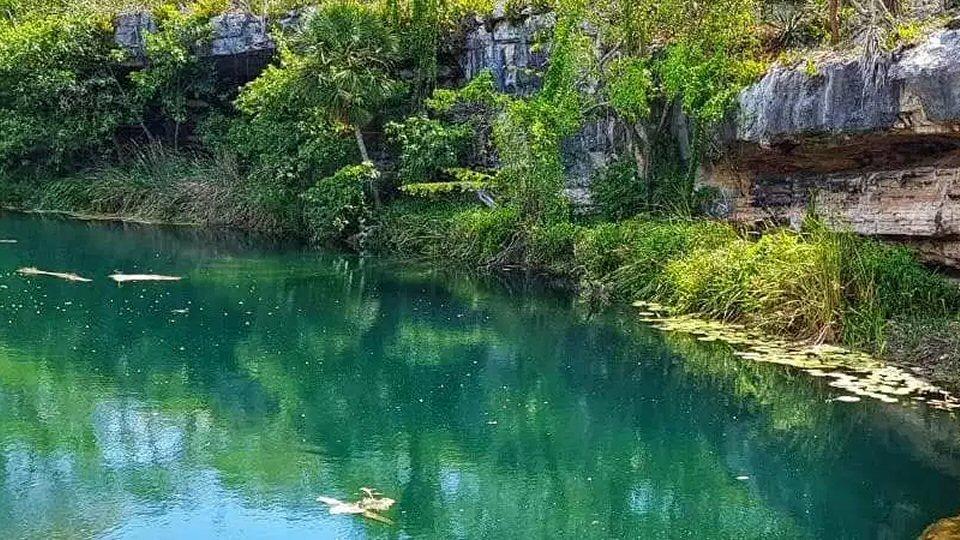 Cenote Sabakha