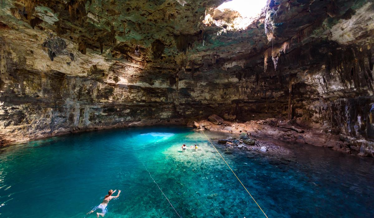 Cenote Samula o Motul