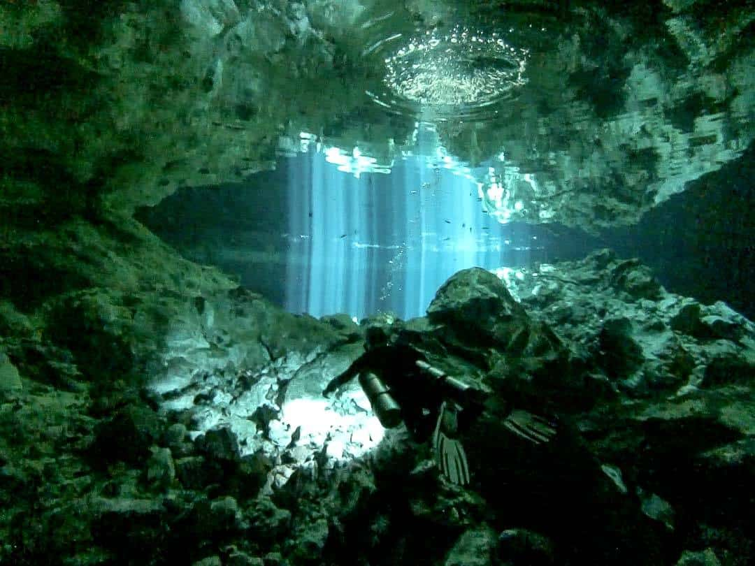 Cenote Sugar Bowl