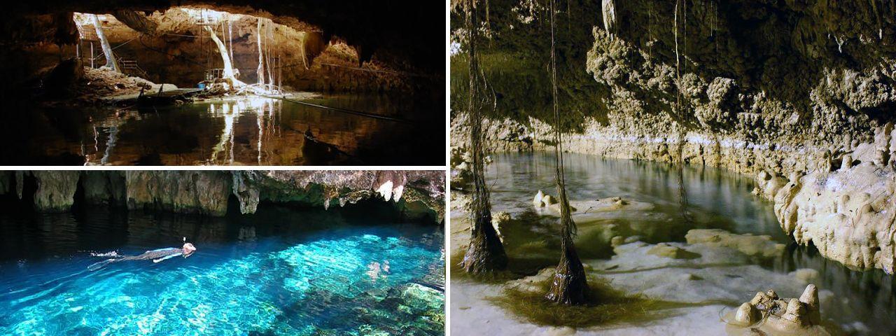 Cenote Tres Bocas