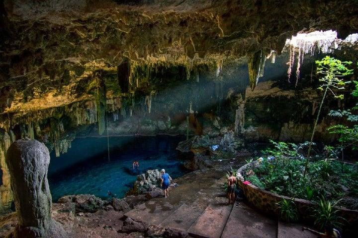 Cenote Tza-Ujun-Kat