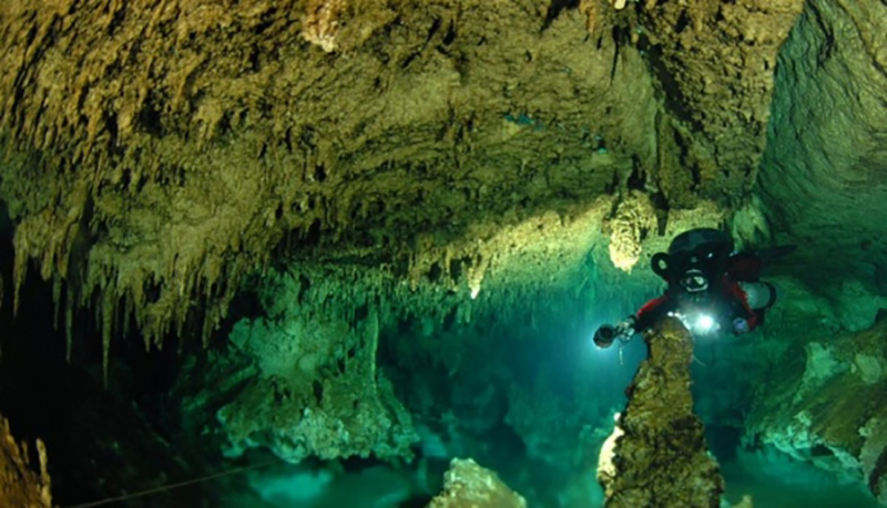 Cenote Vaca Ha