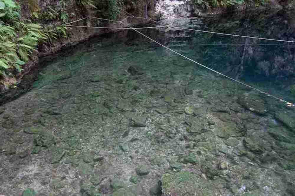 Cenote Xlacaj
