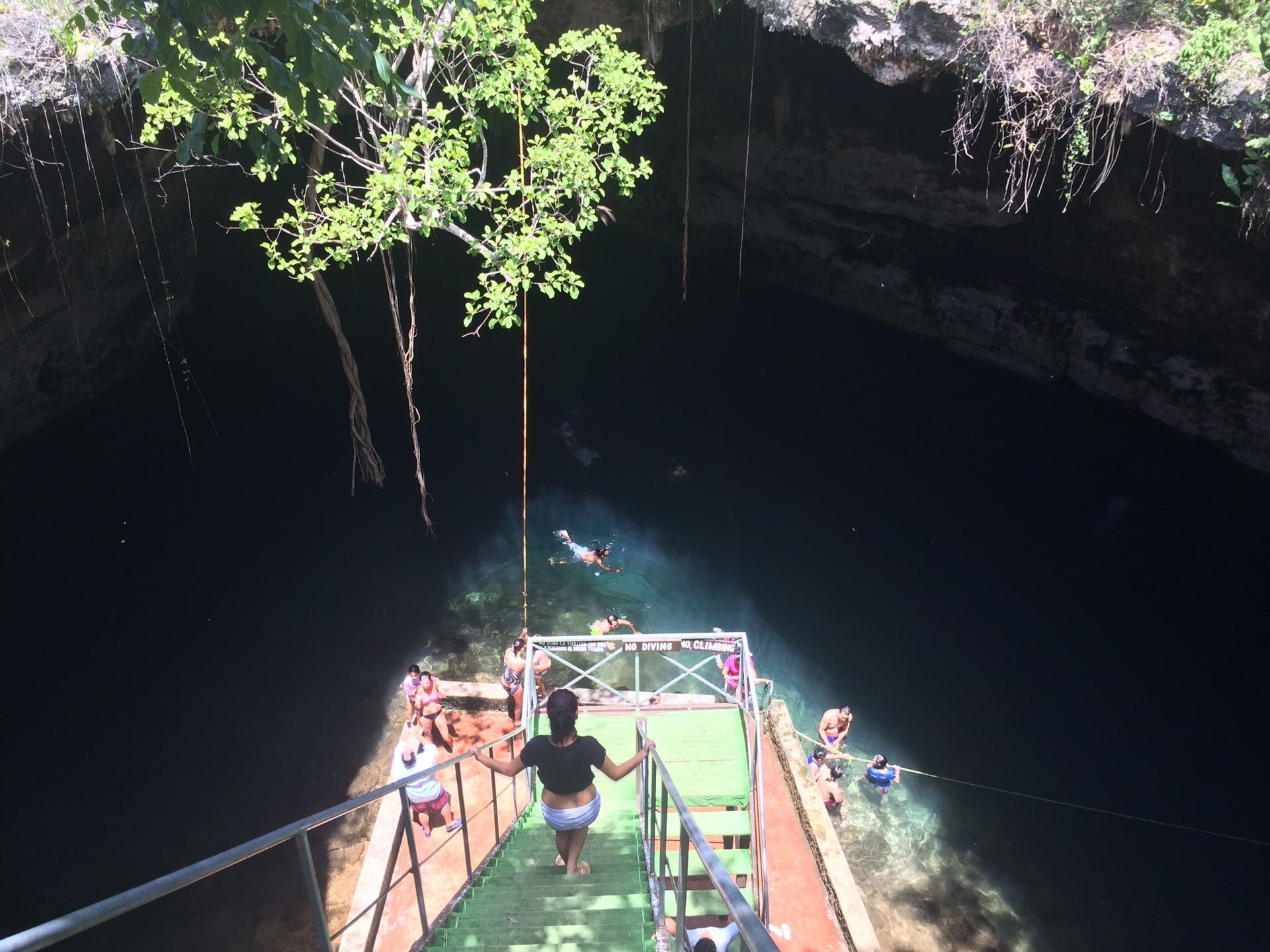 Cenote Yax Bacaltun