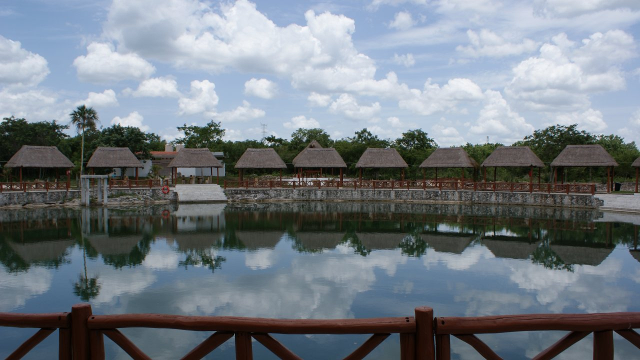 Cenote Yum Ki n